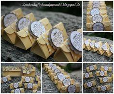 Zauberhaft-handgemacht: Mini-Mentos-Dreiecks-Goodies mit Anleitung