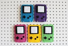 gameboy inspired phone/ipod cases