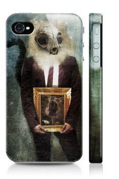iPhone Cover – The Cheshire Cat