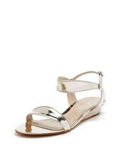Zest Mini Wedge Sandal by Delman at Gilt perfect for Summer!
