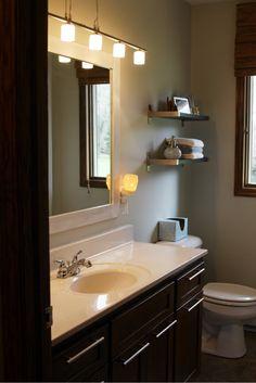 Bathroom shelves for-the-home