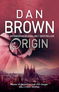 Origin By Dan Brown Digitall Media Dan Brown Dan Brown Books Books