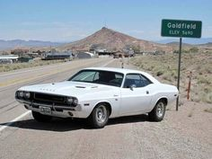 "musclecardreaming: """"Vanishing Point"" a great movie for car guys, better movie for Mopar guys. """