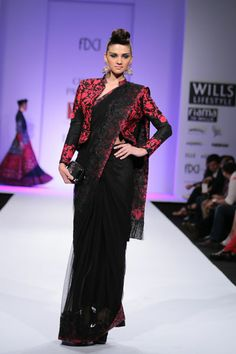 Charu Parashar @ WIFW - Wills Lifestyle India Fashion Week
