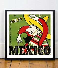 Xavier Cugat, Mexico, 40s
