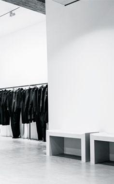 Rick Owens | Milan store