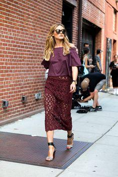 Durante New York Fashion Week Primavera-Verano 2017
