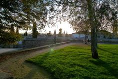 Roteiro por Compostela. Polos parques e xardíns de Compostela | Roteiros galegos