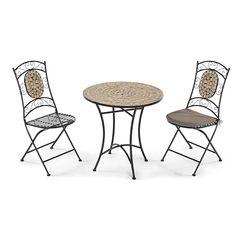 Hervorragend Gartenmöbel Set, 3 Tlg. Kemo Jetzt Bestellen Unter: ...