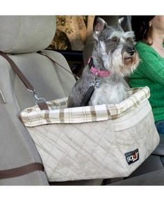 Dog Car Seats on Pinterest | Safety, Pets and Cars