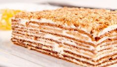 I guess the best Latvian traditional desert is Honey Cake which is my favourite Latvian cake. It is simple and delicious. It requires a litt...