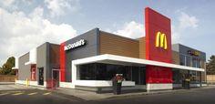 McDonalds New building design