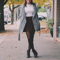 Start the week off right with a killer outfit like this one by via @waitkristiwaite!