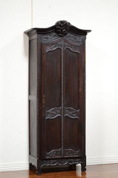 Antique Single Wardrobe Victorian 19th Century Mahogany Mirror | Antique  Furniture. | Pinterest | Armoires, Single Wardrobe And Wardrobes