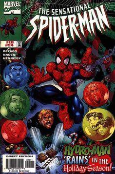 Sensational Spider-Man 24 - Angel Medina