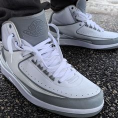 116d2023011 Air Jordan 2 Retro  25th Anniversary