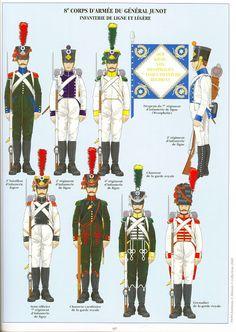 """MINIATURAS MILITARES POR ALFONS CÀNOVAS: ´BORODINO 1812 """" Nº 4 """" por E.- G. HOURTOULLE."""