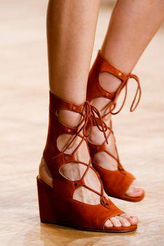 Chloé Spring 2015 accessories