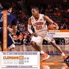 Clemson Tigers College Basketball - Clemson News, Scores, Stats, Rumors & More - ESPN