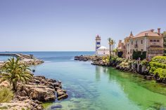 Why you need to visit Cascais, Portugal (and what to do while you're there) - via Globe Guide 07-08-2017 | Despite its location just outside Lisbon, Cascais seems a world away thanks to its sun-soaked beaches, palm-fringed mosaic sidewalks and ocean viewpoints.