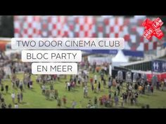 Lowlands 2012 live on YouTube Aug 17-19