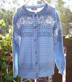 Label: Vossknit Norwegian Knitting, Knitting Charts, Cozy Sweaters, Rockabilly, Sweater Cardigan, Retro Vintage, Label, Wool, Patterns