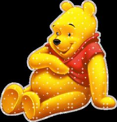 Winnie The Pooh Glitters, Images - Page 8 Winnie The Pooh Gif, Winnie The Pooh Pictures, Winnie The Pooh Friends, Cartoon Gifs, Cute Cartoon Wallpapers, Cartoon Characters, Eeyore, Tigger, Paddington Bear