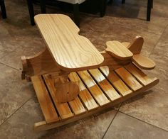 Plane rocker made by Mike
