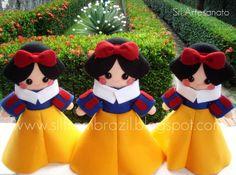 Snow White / Branca de Neve / Schneewittchen