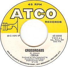 Crossroads, Cream Atco