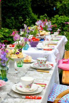 Tea Feast!