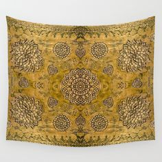 Buy Gold Lace by Fischer Fine Arts as a high quality Wall Tapestry. Worldwide shipping available at Society6.com. Just one of millions of products available.