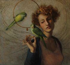 Louise C. Fenne (Danish: 1972) - Augury #1 (2013)