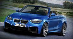 2016 BMW M2 Convertible