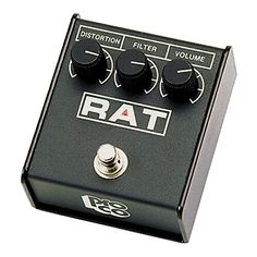 Pro Co RAT2 Distortion Pedal   $79.99   PRIORITY LIST