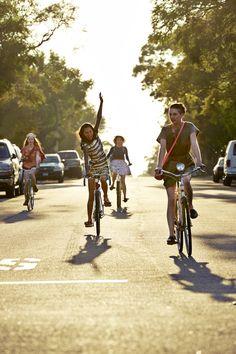 girl's biking, free-spirit, tomboy at heart http://www.cruiserrepublic.com/