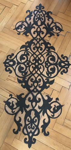 Çerçeve 2 Damask Stencil, Stencil Art, Stencil Designs, Bird Drawings, Cool Art Drawings, Motifs Islamiques, Flower Bouquet Diy, Photoshop Images, Make Up Art