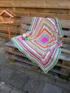 De creatieve wereld van Terray: De voorbereiding van de Crochet Along 2015