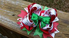 Check out this item in my Etsy shop https://www.etsy.com/listing/260595623/santas-little-helper-elf-boutique-tbb