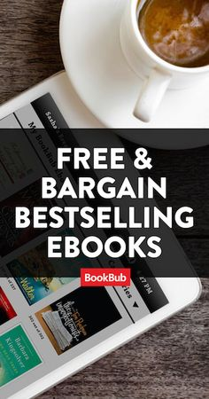 BookBub alerts you to limited-time free and discounted ebooks matching your interests. Go to http://BookBub.com/pin.