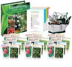 ~HOT~ Gardening Made Easy Kit ~ $72 value for only $8.94 shipped