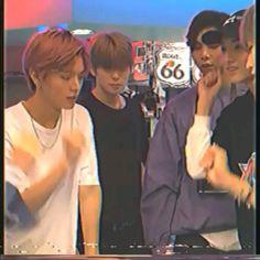 🌌🌌✨ Nct Life, Nct Johnny, Lucas Nct, Crush Memes, Jaehyun Nct, Kpop Guys, Aesthetic Videos, Seulgi, Video Editing