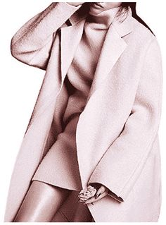 Hego Women's 2016 Winter Quality New Turn-down Collar Long Pink Wool Coat (M, Pink) * Read more at the image link. Winter Fashion 2016, 2016 Winter, Wool Overcoat, Wool Coats, Women's Coats, Pink Wool Coat, Pink Coats, Coats For Women, Clothes For Women