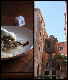Sarde in saor - this typical Venetian recipe has a jewish origin