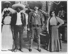Mexican Revolutionary hero Emiliano Zapata