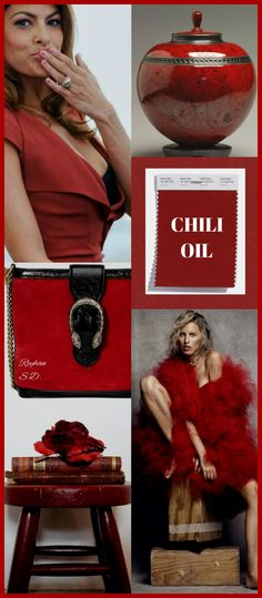 '' Chili Oil '' by Reyhan S.D.