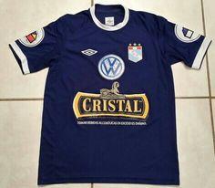 UMBRO Sporting Cristal Peru Soccer Jersey #jerseys#peru#peruvian#cristal#sportingcristal#soccer#futbol#ebay#ebayseller