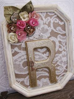 Shabby Chic Bedroom Gold And Pink  #nursery #wedding #gift