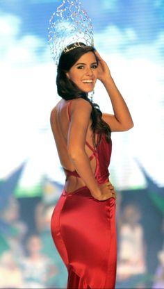 Paulina Vega Dieppa, Miss Universo