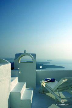 On the Rocks Hotel, Santorini